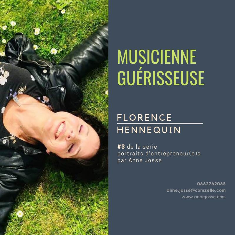 portrait de florence hennequin violoncelliste