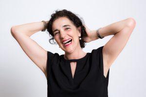 Anna Edery, Souriez Vous Managez portrait d'une coach, formatrice, facilitatrice