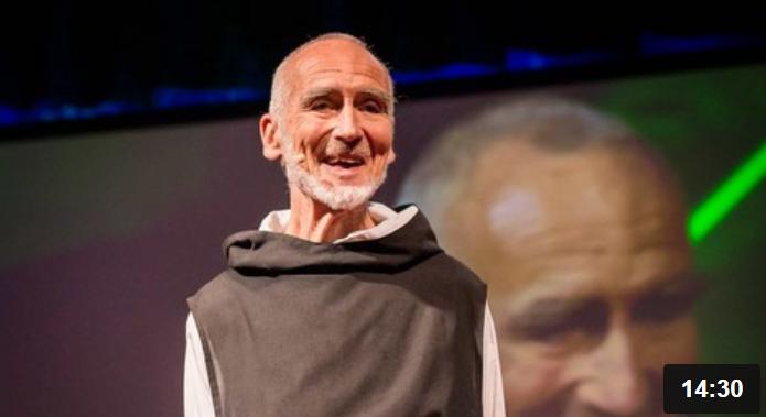 le Père David Steindl-Rast nous invite à la gratitude