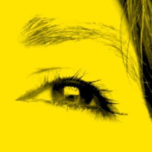 dans l'oeil de deidamia le jaune