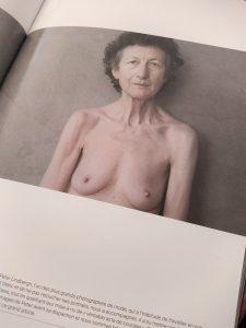 Sylviane MOOK par Peter LindBergh