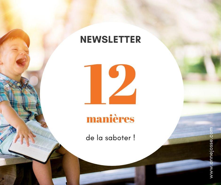 Votre newsletter : comment la réussir