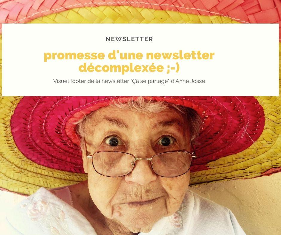 comment réussir sa Newsletter par Anne Josse