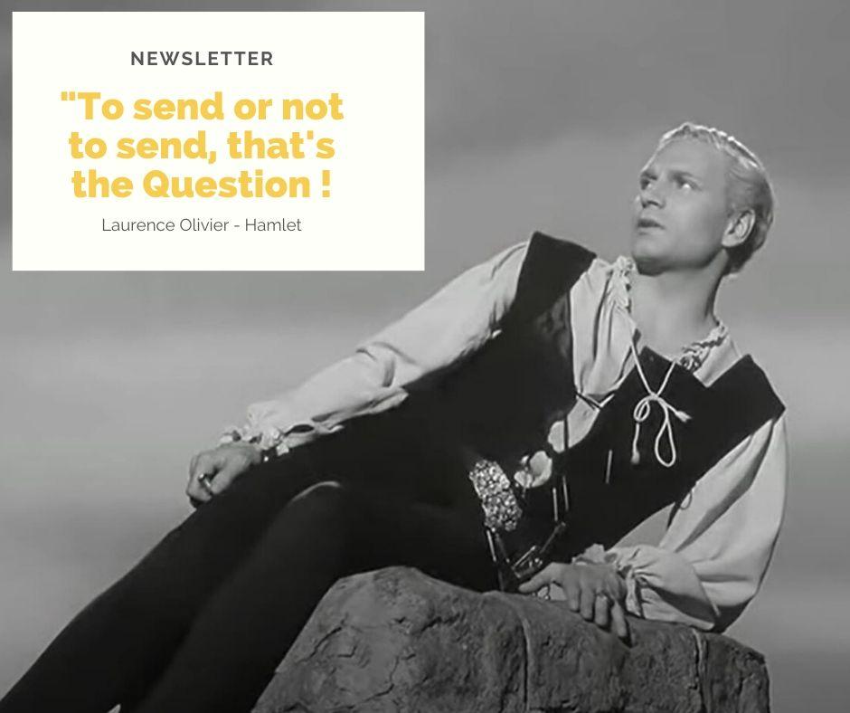 secret d'une bonne newsletter par Anne Josse