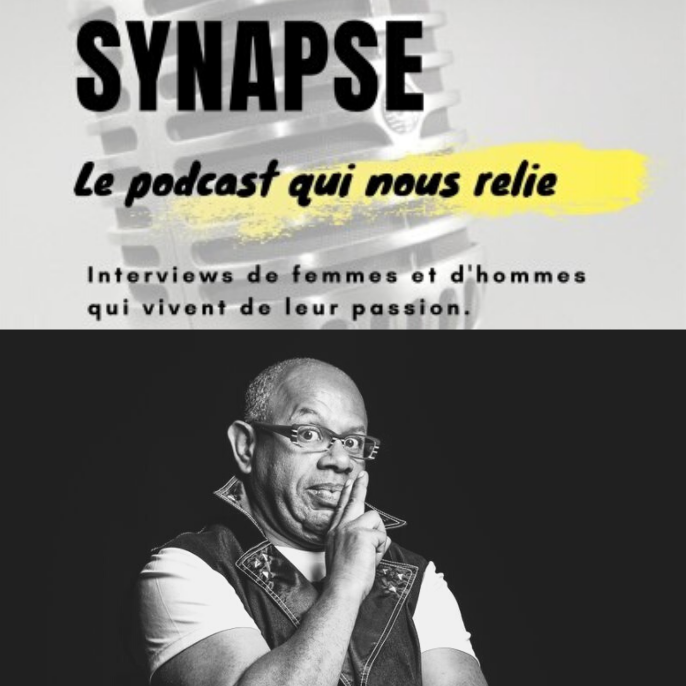 interview podcast gérard Lefort