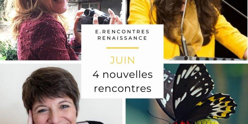 e. rencontres Renaissance de juin 2021